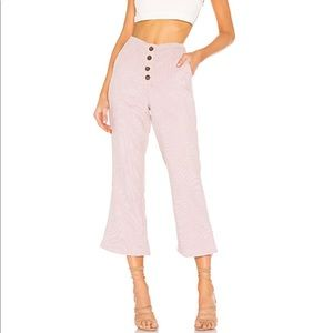 TULAROSA Button Front Pants